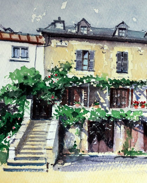 Kevin Scully French House
