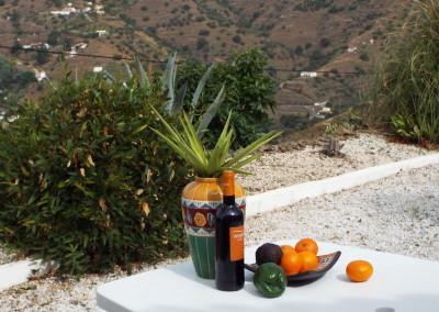 mediterranean colours still life